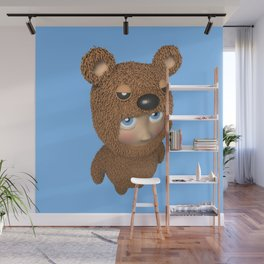 Furry baby Wall Mural