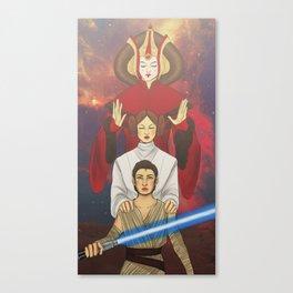 SW ladies Canvas Print