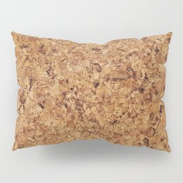 Cork pattern Pillow Sham