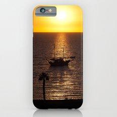 Sunset in Cyprus iPhone 6s Slim Case