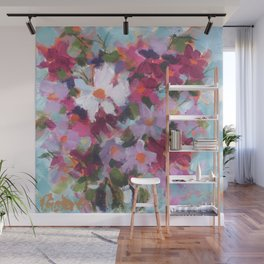 Cosmos Confection Wall Mural