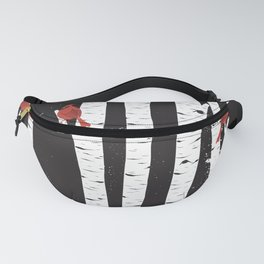 Northern Cardinal Birds Fanny Pack