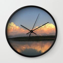 those who matter don't mind Wall Clock