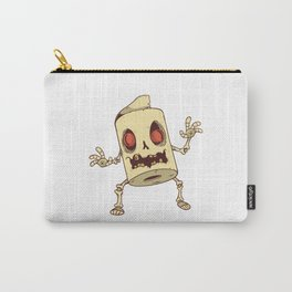 Zombie Toilet Paper Monster Best Gift Carry-All Pouch