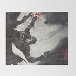 Reaper Throw Blanket