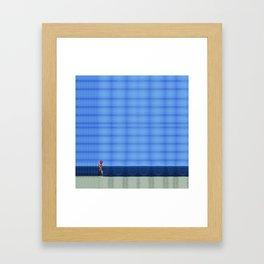 BIOSPHERE Framed Art Print
