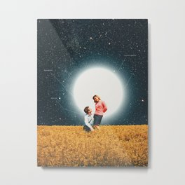 You are my Star Metal Print
