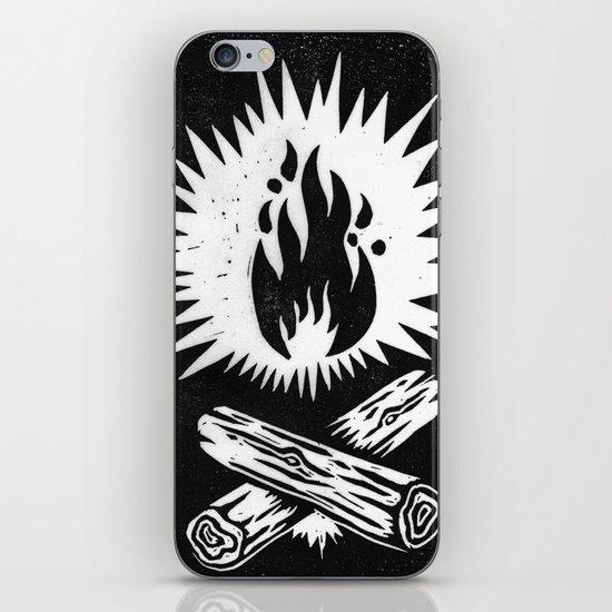 overnight iPhone & iPod Skin