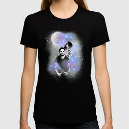 Three Shia Moon T-shirt