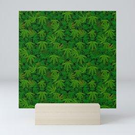 Pot Infinity Tile Mini Art Print