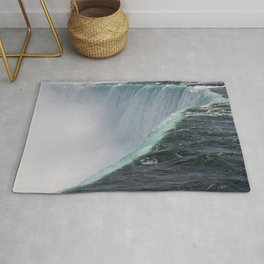 Falling For You | Niagara Falls | Canada Landscape Rug