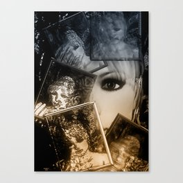 Spiegelbilder Canvas Print