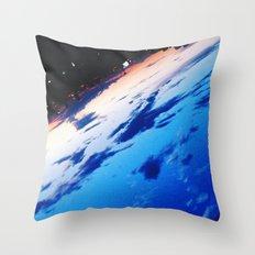 Panem Sky Throw Pillow