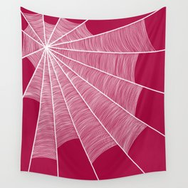 The spider's house #2 Wall Tapestry