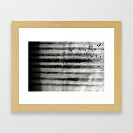 wall-2 Framed Art Print