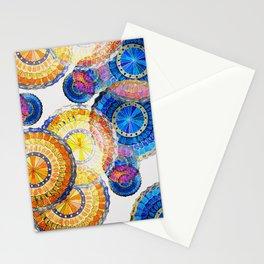 MANDALA PRINT #1 Stationery Cards