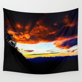 Imp Sunset Wall Tapestry