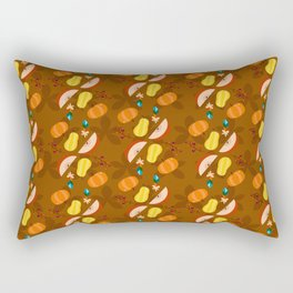 Fall Harvest Nuance Rectangular Pillow