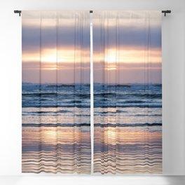 Beach Glow Blackout Curtain