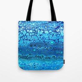 BlueFlow Tote Bag