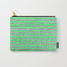 Arrow - Green Carry-All Pouch