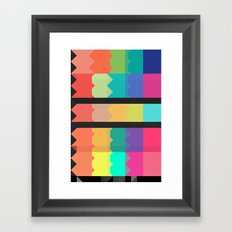 2kyl Framed Art Print