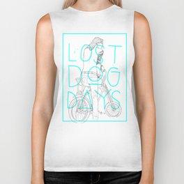 LOST DOG DAYS Biker Tank