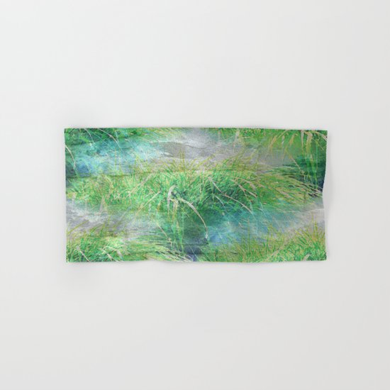 Nature's Miracles Abstract Hand & Bath Towel
