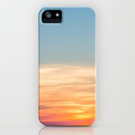 Summer Sunsets iPhone Case