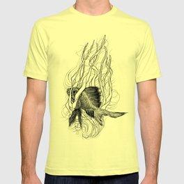 Fish In Seaweeds T-shirt