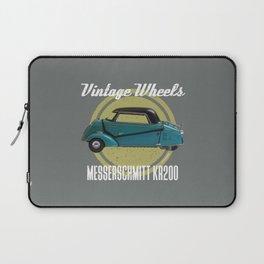 Vintage Wheels - Messerschmitt kr200 Laptop Sleeve