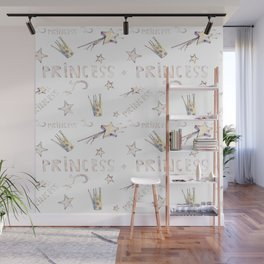 Princess Wall Mural