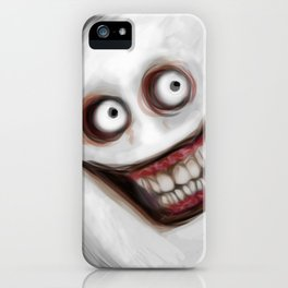 """""""Scary Songs"""" by Kristin Frenzel iPhone Case"""