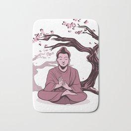 Buddha Relaxing Bath Mat