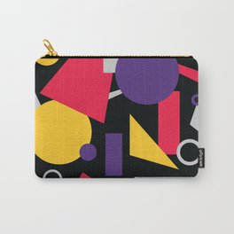 Geometric cocktail Carry-All Pouch