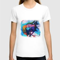 parrot T-shirts featuring Parrot by haroulita