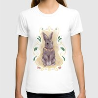 hare T-shirts featuring Hare by Monkah