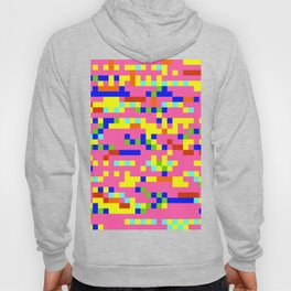 Pink Candy Camouflage Hoody