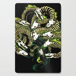 Lonely Hydra Cutting Board