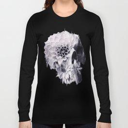 Decay Skull Long Sleeve T-shirt