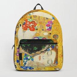 THE KISS - GUSTAV KLIMT Backpack