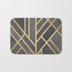 Art Deco Geometry 1 Bath Mat