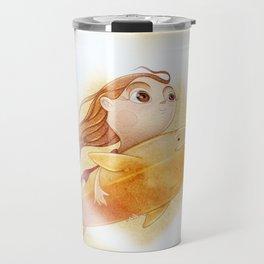 Narwhal Travel Mug