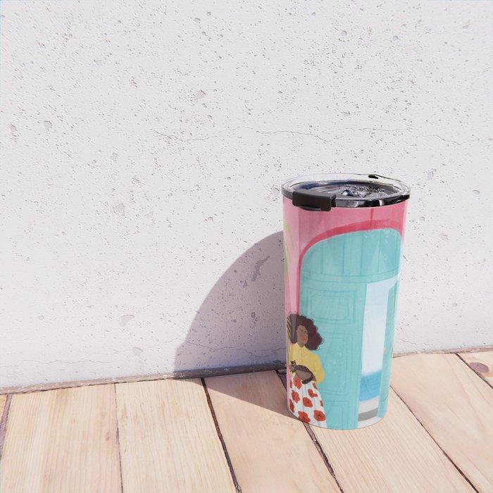 Cartagena life Travel Mug