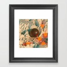 Day 0106 /// Laftoff Framed Art Print