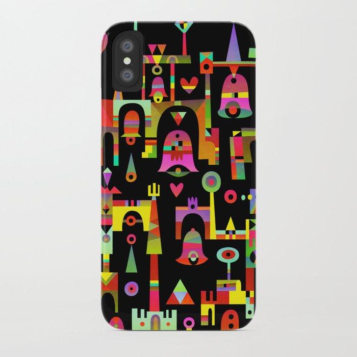 Harmony Chime iPhone Case