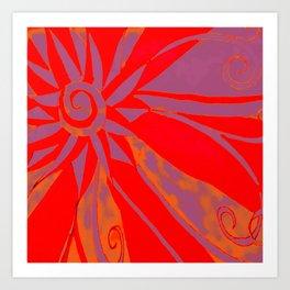 sun 12-26 #3 Art Print