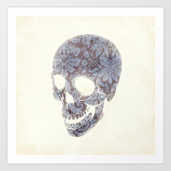 New Skin Art Print