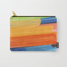 Color yellow red blue green Carry-All Pouch