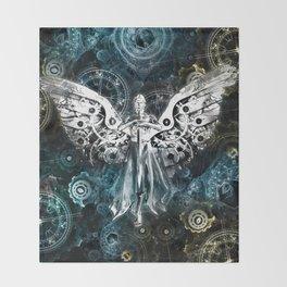 Clockwork Angel  Throw Blanket